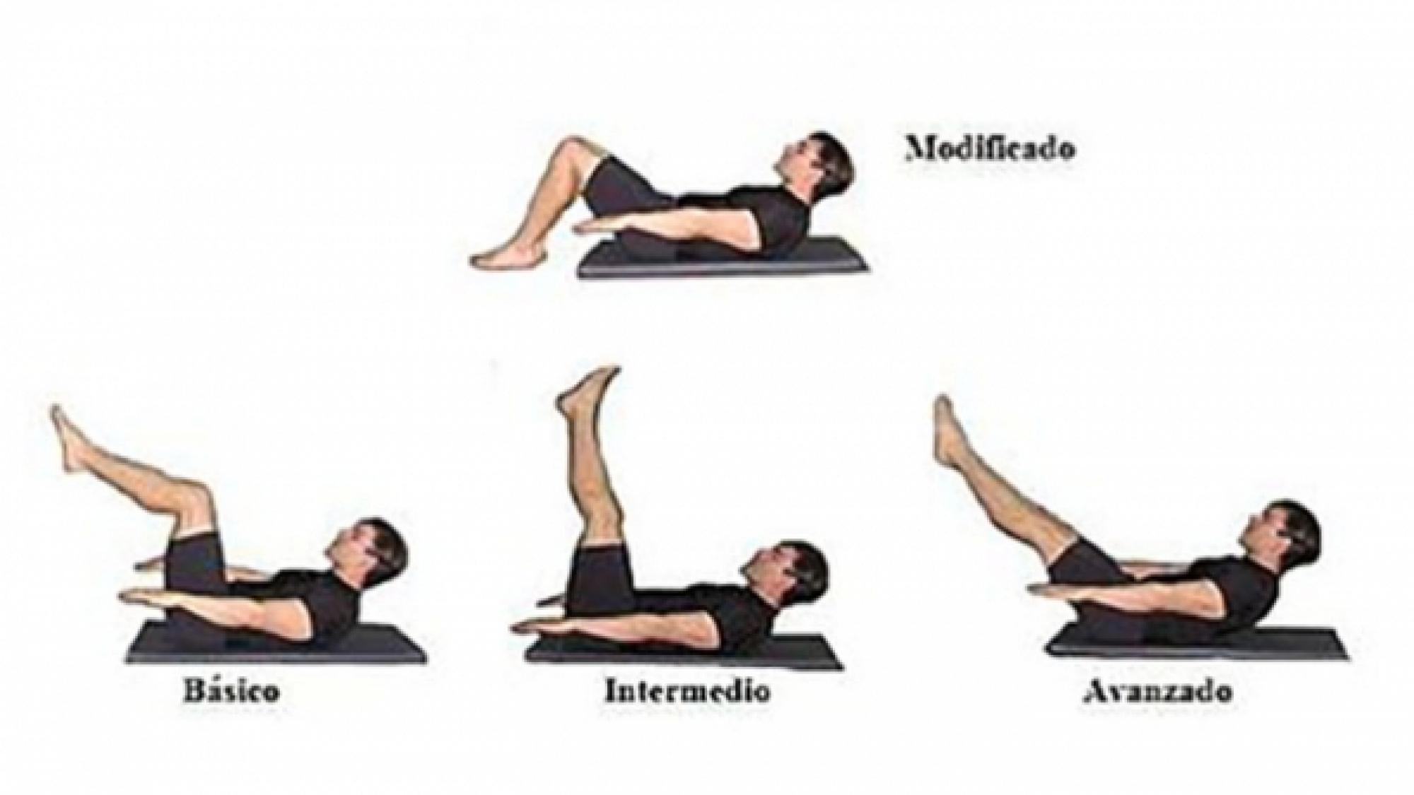Los básicos de Pilates- El Cien